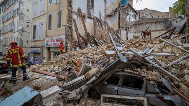 Marseille : pourquoi la deuxième ville de France s'écroule-t-elle ?